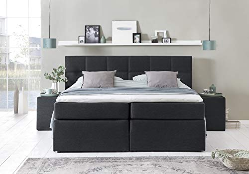 luxus boxspringbetten g nstig online kaufen reduzierte modelle. Black Bedroom Furniture Sets. Home Design Ideas