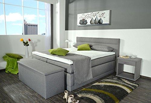 boxspringbetten 120x200 g nstig online kaufen viele. Black Bedroom Furniture Sets. Home Design Ideas
