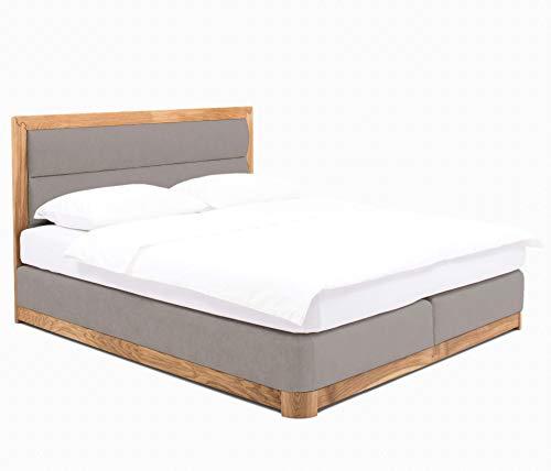 massivholz boxspringbetten in der bersicht. Black Bedroom Furniture Sets. Home Design Ideas